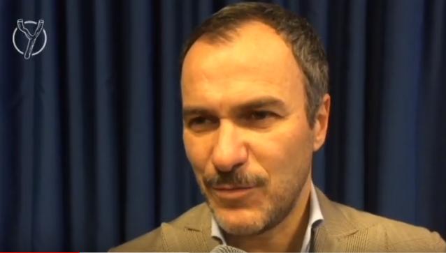 Massimiliano Gallo Attore Film Giornalista Compagna Vita Privata Napoli Teatro Salemme Sorrentino Giuffré