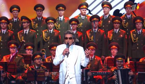 Toto Cutugno e la Russia: perché è nella lista nera dell'Ucraina
