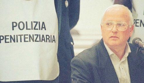 Raffaele Cutolo è Morto, storico boss della Nuova Camorra Organizzata